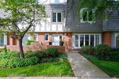 1455 Beaupre Court UNIT 1455, Highland Park, IL 60035 - MLS#: 10093282