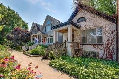 1847 W Cornelia Avenue UNIT FRONT, Chicago, IL 60657 - #: 10093324