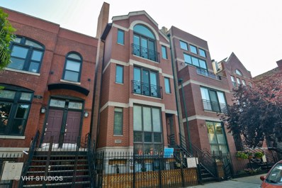 1637 W Le Moyne Street UNIT 2, Chicago, IL 60622 - MLS#: 10093479
