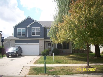 1815 Crestview Drive, Plainfield, IL 60586 - MLS#: 10093509