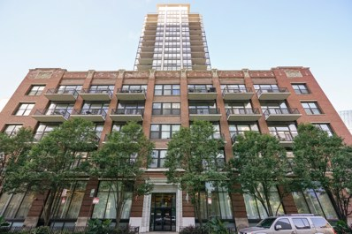 210 S Des Plaines Street UNIT 505, Chicago, IL 60661 - #: 10093528