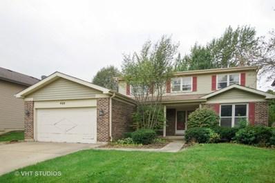 498 Longtree Drive, Wheeling, IL 60090 - MLS#: 10093559