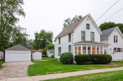 336 Jewett Street, Elgin, IL 60123 - MLS#: 10093779