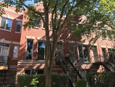 1522 W School Street UNIT H, Chicago, IL 60657 - #: 10093844