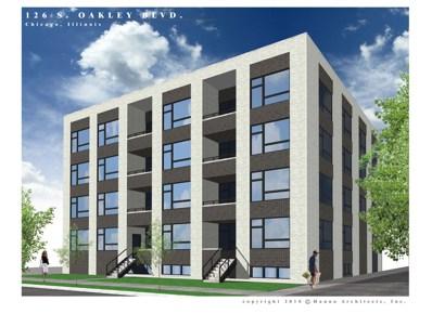 126 S Oakley Boulevard UNIT 2S, Chicago, IL 60612 - MLS#: 10093963