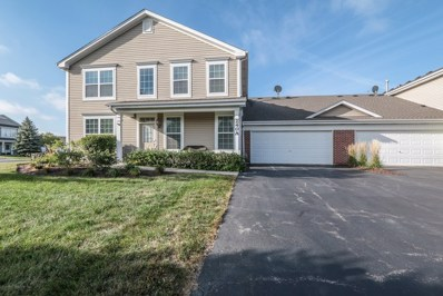 240 St James Parkway UNIT A, Sugar Grove, IL 60554 - #: 10094392