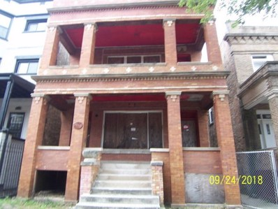 6116 S Eberhart Avenue, Chicago, IL 60637 - MLS#: 10094438