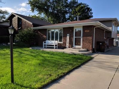 5244 170th Street, Oak Forest, IL 60452 - MLS#: 10094468