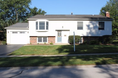 8128 Leawood Lane, Woodridge, IL 60517 - MLS#: 10094631
