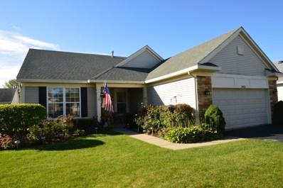 1461 W Grand Haven Road, Romeoville, IL 60446 - #: 10094703