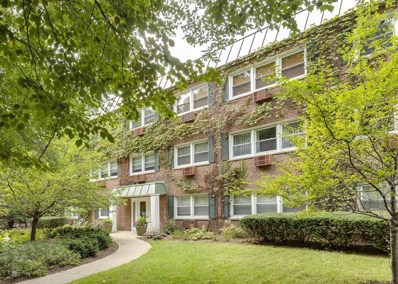1414 Elmwood Avenue UNIT 2A, Evanston, IL 60201 - MLS#: 10094855