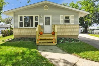 104 Bonnie Court, Thornton, IL 60476 - MLS#: 10095137