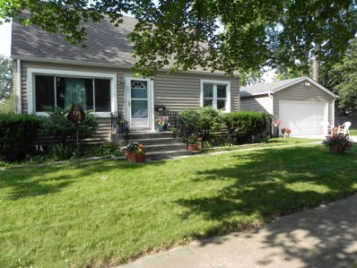 501 N Ellsworth Avenue, Villa Park, IL 60181 - #: 10095268