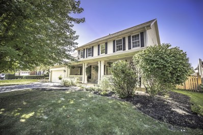 2105 Glencorse Circle, Plainfield, IL 60586 - MLS#: 10095274