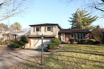 1809 N Park Drive, Mount Prospect, IL 60056 - MLS#: 10095327