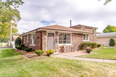4940 W 106th Place, Oak Lawn, IL 60453 - MLS#: 10095330