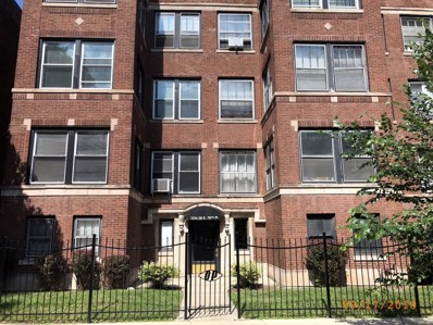 2326 E 70th Place UNIT 3, Chicago, IL 60649 - #: 10095390