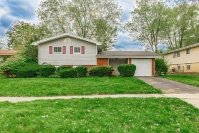 625 Baxter Lane, Hoffman Estates, IL 60169 - #: 10095406