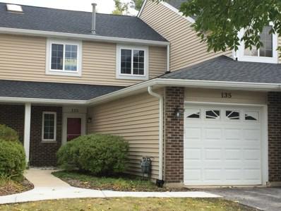 135 Brittany Drive, Streamwood, IL 60107 - MLS#: 10095427