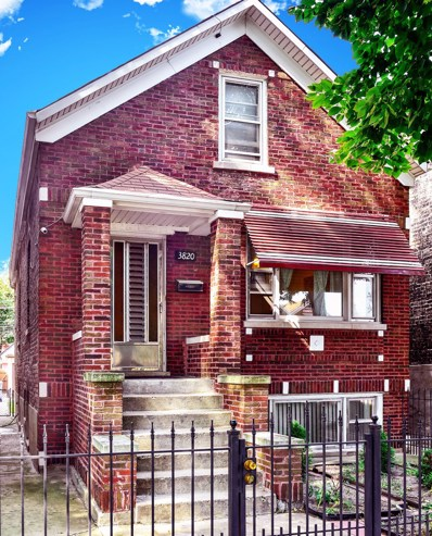 3820 S Honore Street, Chicago, IL 60609 - MLS#: 10095429