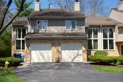 22W134  Butterfield Road UNIT 15, Glen Ellyn, IL 60137 - #: 10095432