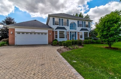 1146 Winding Glen Drive, Carol Stream, IL 60188 - #: 10095517