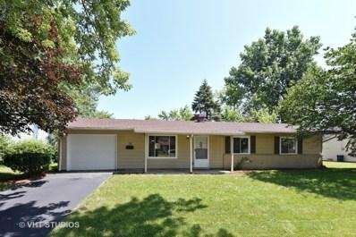 22 Edgewood Drive, Streamwood, IL 60107 - #: 10095523