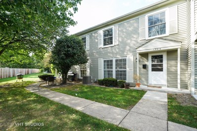 1694 Valley Forge Court UNIT B, Wheaton, IL 60187 - #: 10095635