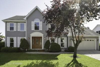 5045 Bardwick Court, Hoffman Estates, IL 60010 - MLS#: 10095714