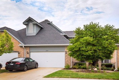 249 Lynwood Lane, Bloomingdale, IL 60108 - MLS#: 10095727
