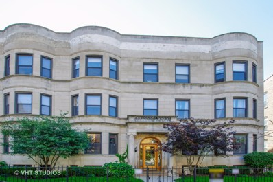 923 W Belle Plaine Avenue UNIT 1, Chicago, IL 60613 - MLS#: 10095936