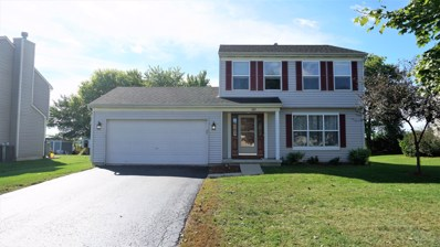 1405 Chestnut Lane, Yorkville, IL 60560 - #: 10095941