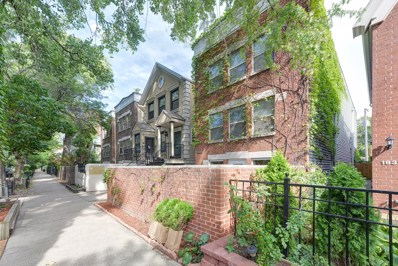 1833 N Bissell Street UNIT 1, Chicago, IL 60614 - #: 10096136