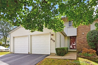 215 Diane Lane UNIT 215, Bolingbrook, IL 60440 - MLS#: 10096243