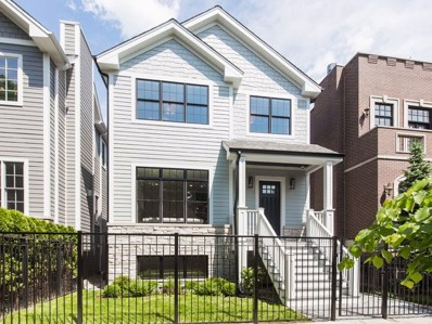 2933 N Seeley Avenue, Chicago, IL 60618 - MLS#: 10096711