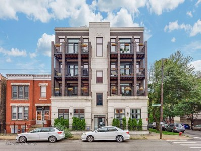 2257 W Belmont Avenue UNIT 1W, Chicago, IL 60618 - #: 10096723