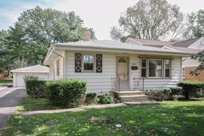 4425 Highland Avenue, Downers Grove, IL 60515 - MLS#: 10096945