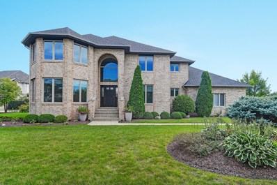 3 Bridget Court, Burr Ridge, IL 60527 - #: 10097018