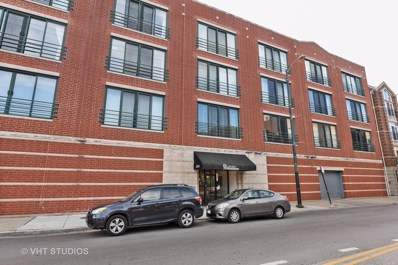 2011 W Belmont Avenue UNIT 405, Chicago, IL 60618 - MLS#: 10097058