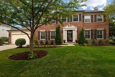 3930 Charlemagne Drive, Hoffman Estates, IL 60192 - #: 10097114