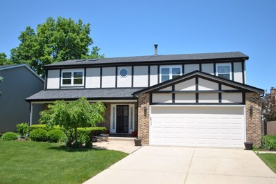 1280 W Dexter Lane, Hoffman Estates, IL 60169 - MLS#: 10097163