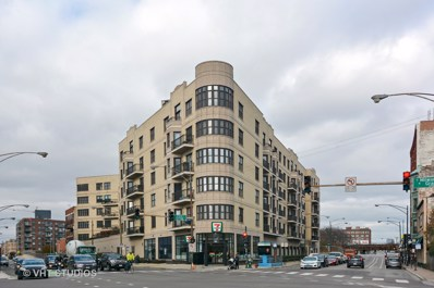 520 N Halsted Street UNIT 214, Chicago, IL 60642 - MLS#: 10097522