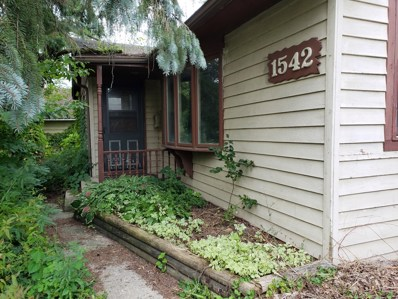 1542 N Madison Street, Woodstock, IL 60098 - #: 10097575