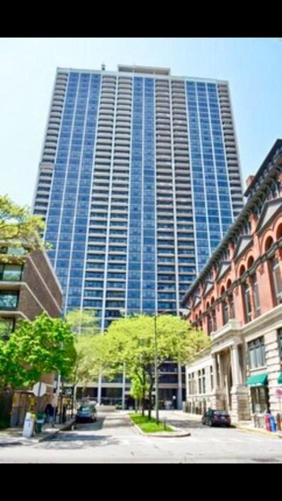 1560 N Sandburg Terrace UNIT 2107, Chicago, IL 60610 - MLS#: 10097649