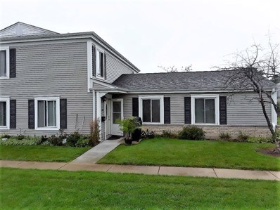 1589 Quaker Lane UNIT 106B, Prospect Heights, IL 60070 - #: 10097655