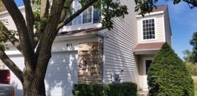 411 Locksley Drive UNIT 0, Streamwood, IL 60107 - #: 10097820