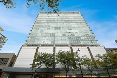 1845 S Michigan Avenue UNIT 1606, Chicago, IL 60616 - MLS#: 10097832