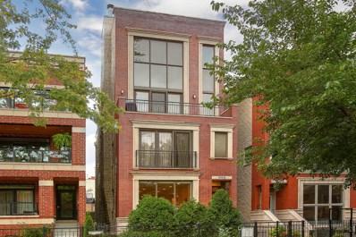 1054 N Paulina Street UNIT 1, Chicago, IL 60622 - MLS#: 10098137