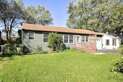1609 Meadow Lane, Mchenry, IL 60050 - MLS#: 10098186
