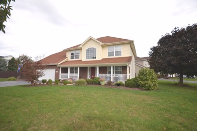 24324 Golden Sunset Drive, Plainfield, IL 60585 - MLS#: 10098244